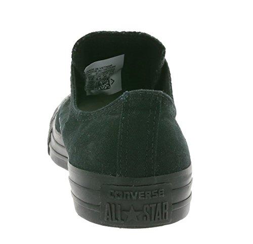 Converse  Ctas Mono Ox,  Sneaker unisex adulto Nero