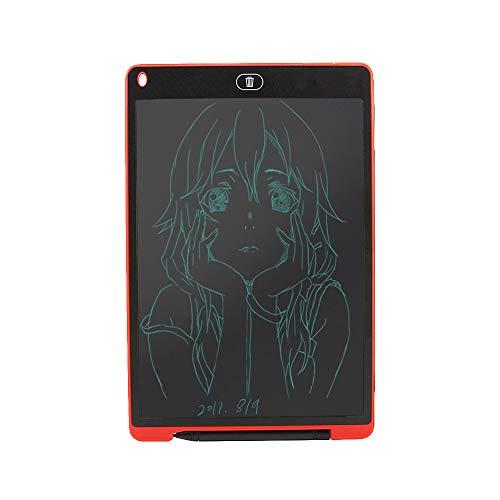 ILYPRO LCD Schreibtafel 8,5 Zoll Kinder Geschenke Papierloses Grafiktablett mit Stift Memoboard für Büro Familie Bildschirm -