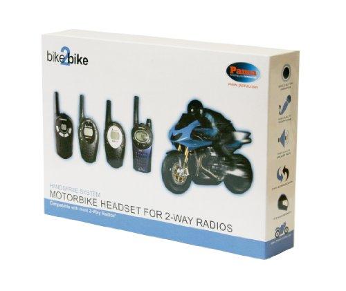 Cobra Palma Motor Bike Helm Lautsprecher und Mikrofon System für PMR Walkie Talkie Radio - Cobra Mikrofon