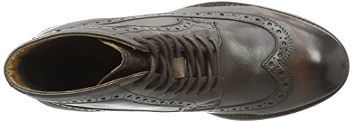 Pepe Jeans Hackney Wing Tip, Chaussures Lacées Homme Marron (878Brown)