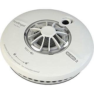 Fireangel WHT-630T Wireless Interlink Heat Alarm with Sealed In Lithium Battery by Fireangel