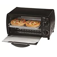 Elite Cuisine EKA-9210XB Maxi-Matic Toaster Oven Broiler, Black