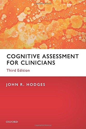 Cognitive Assessment for Clinicians por John R. Hodges