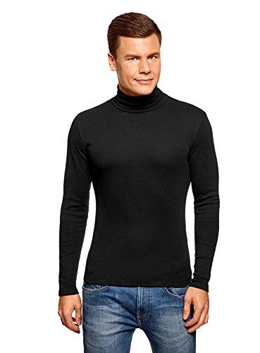 Men's Basic Turtleneck Pullover (Pack of 2)
