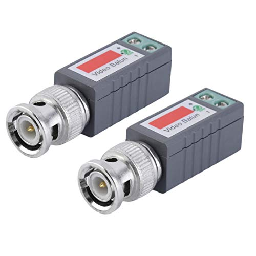 Wholesale Single Channel Passive Video Transceiver Power Transmission Balun BZX-202E Newest Single Channel Passive Transceiver