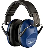 Casques Anti Bruit Tir Protection Auditive Reduction Compact Pliable Confortable Marine Blue