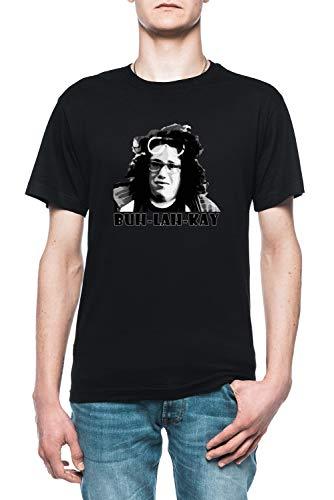 Blake Herren Schwarz T-Shirt Größe XXL | Men's Black T-Shirt Size XXL -
