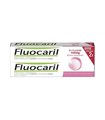 FLUOCARIL PACK 2*75 ML DIENTES SENSIBLES