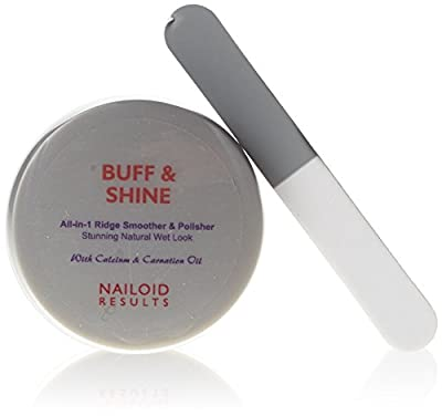 Nailoid All-in-One Buff and Shine 15g