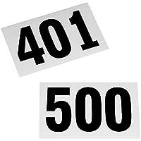 Números de salida del 401 - 500