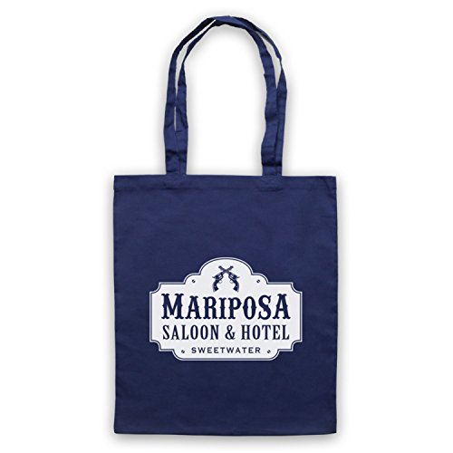 Inspire par Westworld Mariposa Saloon & Hotel Officieux Sac d'emballage