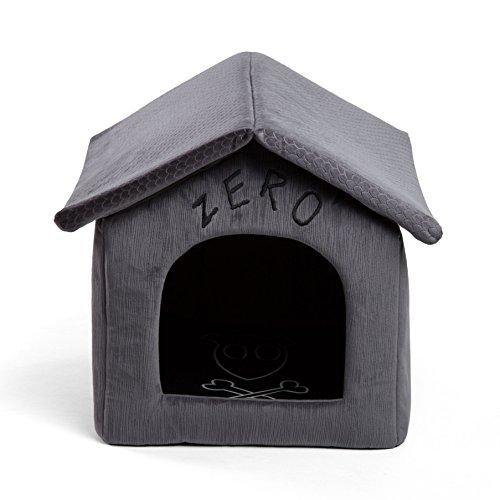 Disney Nightmare Before Christmas Pet House-Sofa, Zero Größe M, grau