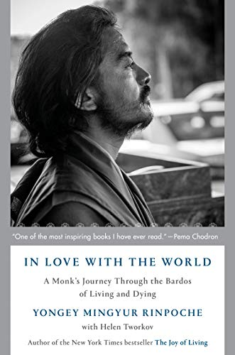 In Love with the World: A Monk's Journey Through the Bardos of Living and Dying (English Edition)
