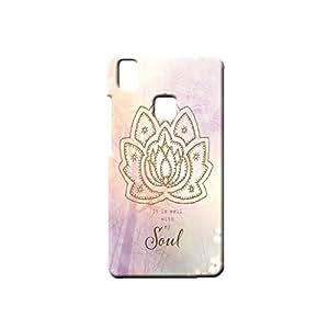 G-STAR Designer Printed Back case cover for VIVO V3 - G2316