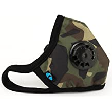 Atlanta Healthcare Cambridge N99 the General Standard Air Pollution Face Mask - Large (1 Valve)
