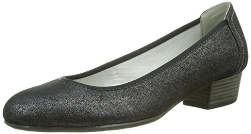Tamaris Damen 22201 Pumps Schwarz (Black 001)