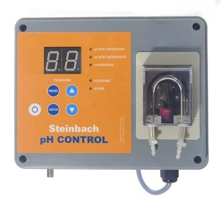 Steinbach Massivpoolzubehör, automatischer pH-Regler, 018255 -