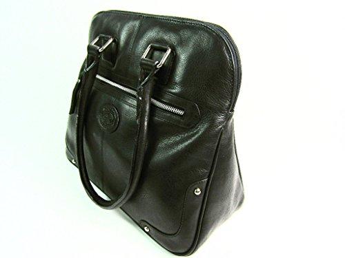 London Leather - Sacchetto donna nero
