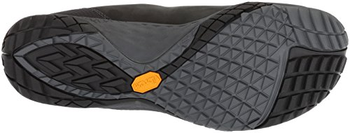 Merrell Parkway Moc Herren Schuhe Turnschuhe Laufschuhe Sneakers Slipper Vibram J94209 Black