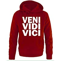 Comedy Shirts - Felpa con Cappuccio - Maniche Lunghe - Uomo f52699ed78c