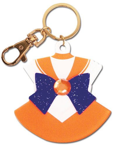 Unbekannt Great Eastern Entertainment Sailor Moon-Sailor Venus Kostüm Acryl Schlüsselanhänger