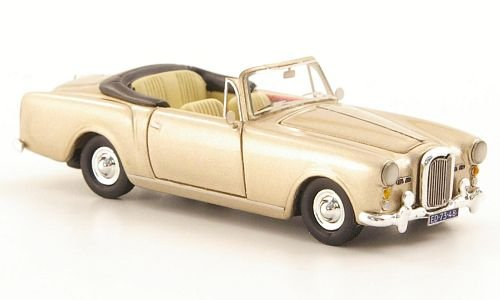 alvis-td21-dhc-metallic-beige-1960-model-car-ready-made-neo-limited-187