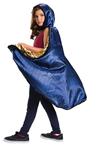 Rubie 's Offizielle Wonder Woman Cape Dawn Of Justice, Kind Kostüm – EINE (Wonder T Shirt Kostüme Woman)