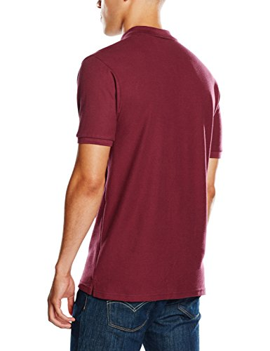 Fruit Of The Loom Premium Polo Shirt für Männer Rot