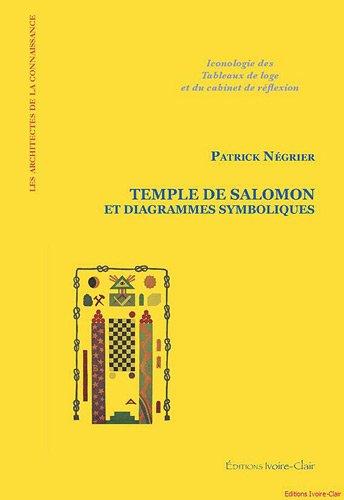 Temple de Salomon et diagrammes symboliques par Patrick Négrier