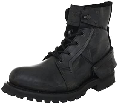 Cat Footwear PERIL P707954 Men's Boots - Men, Black (Semi Black), 44 EU