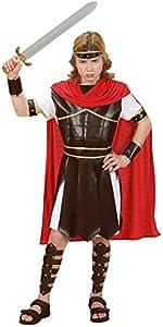WIDMANN Desconocido Déguisement de Centurion Romain Enfant (8/10 ans - 140 cm)