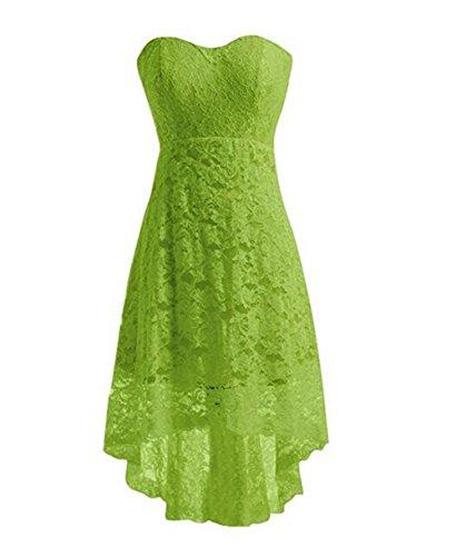 Leader of the Beauty - Robe - Femme vert olive