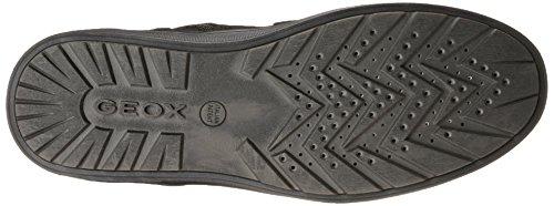 Geox U MATTIAS B ABX A - Stivali Chukka, gamba corta, imbottitura leggera da uomo Schwarz (BLACKC9999)