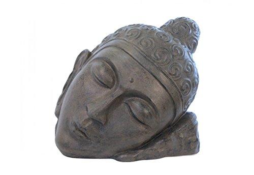 Statue tête de Bouddha Relax
