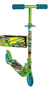 AS Wheels 5004-50140 Turtles - Patinete