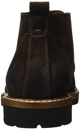 Averse Shoes Herren T328 High-Top Marrone (Ebano)
