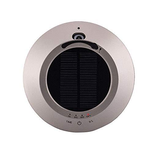 JMFHCD Auto Luftreiniger Perfekt Mini Anion Solar