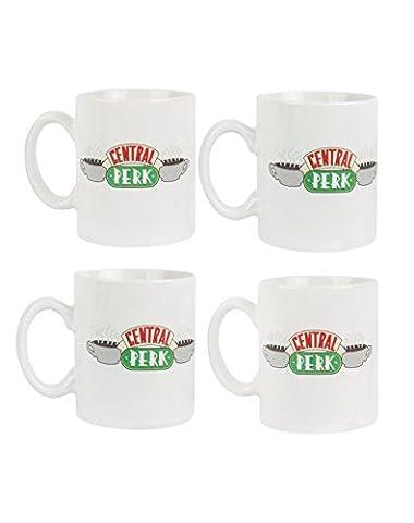 Friends Central Perk Espresso Mugs