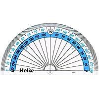 Helix H01040 - Transportador de 180 grados (10 cm)