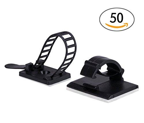 50-stuck-kabelklemme-set-management-kabelbefestigung-drahthalter-mit-klebstoff-gesicherte-unterlage-