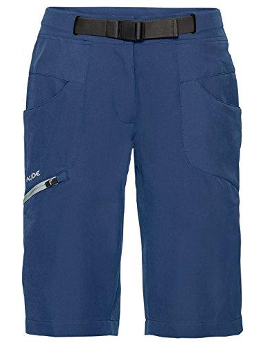 Vaude Damen Skarvan Shorts Hose, Sailor Blue, 42 Sailor Hose