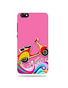 Huwaei Honor 4X Printed Cover / CaseMirchi Printed Back Cover For Huwaei Honor 4X