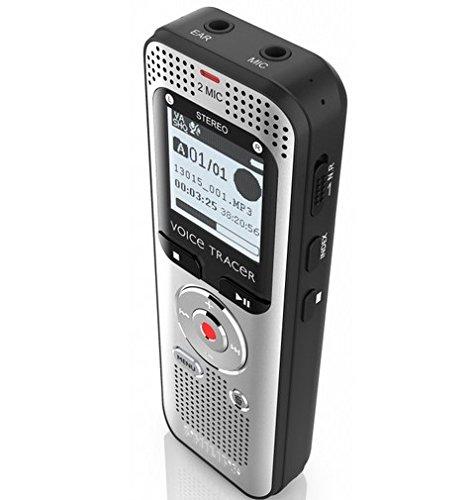 Philips DVT2000 Registratore Vocale