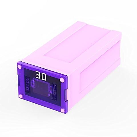 Auprotec® JCASE fusible bloque femelle OTO J fusibles japonaises choix: 30A ampère rosa, 1 pièce