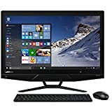 Lenovo F0BD001SUK Ideacentre AIO 700 27 inch 4K All-in-One Desktop, Intel Core i7-6700, 8 GB RAM, 2 TB HDD, NVIDIA GTX950A 2 GB Graphics Card, Touch Screen, Windows 10 - Black