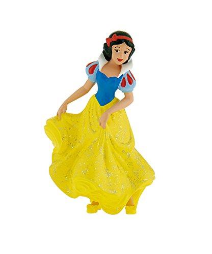 Disney Prinzessinnen Prinzen Und (Bullyland 12402 - Spielfigur - Walt Disney - Schneewittchen, circa 9.2)