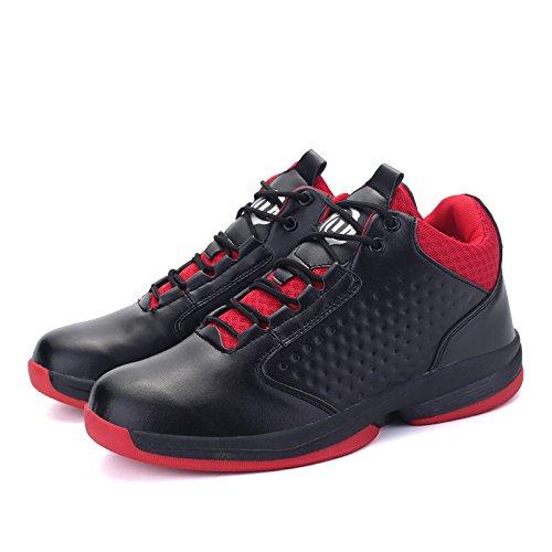 BestRun Basketballschuhe der Männer, Sportschuhe im Freien, hohe Schuhe