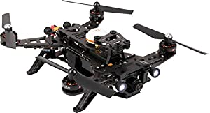 XciteRC 15003600–FPV Racing Quadcopter Runner 250RTF FPV Drone with HD Camera, Battery, Charger and Devo 7Remote Control by XciteRC
