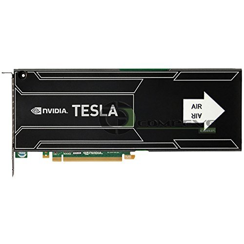 NVIDIA TESLA K108GB GDDR5PCIe x16mit zwei GK104kelper GPU Grafikkarte Verfahren...