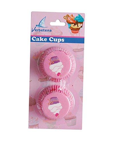 Verbetena - 48 capsulas para cakes, muffins (011050006)
